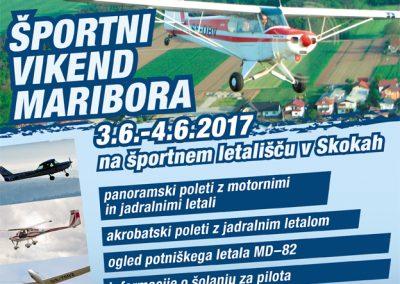 Športni vikend Maribora 2017