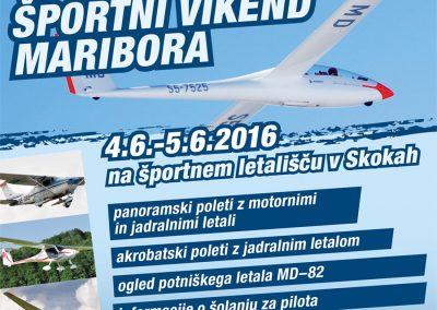 Športni vikend Maribora 2016